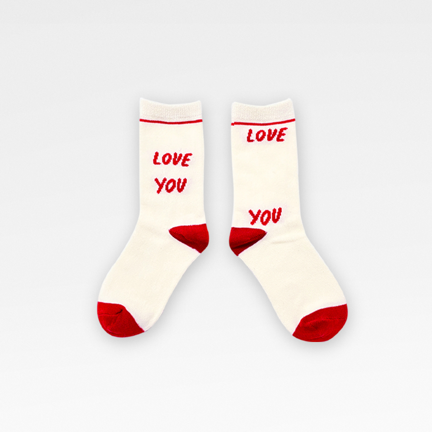 Kids Socks - Love You