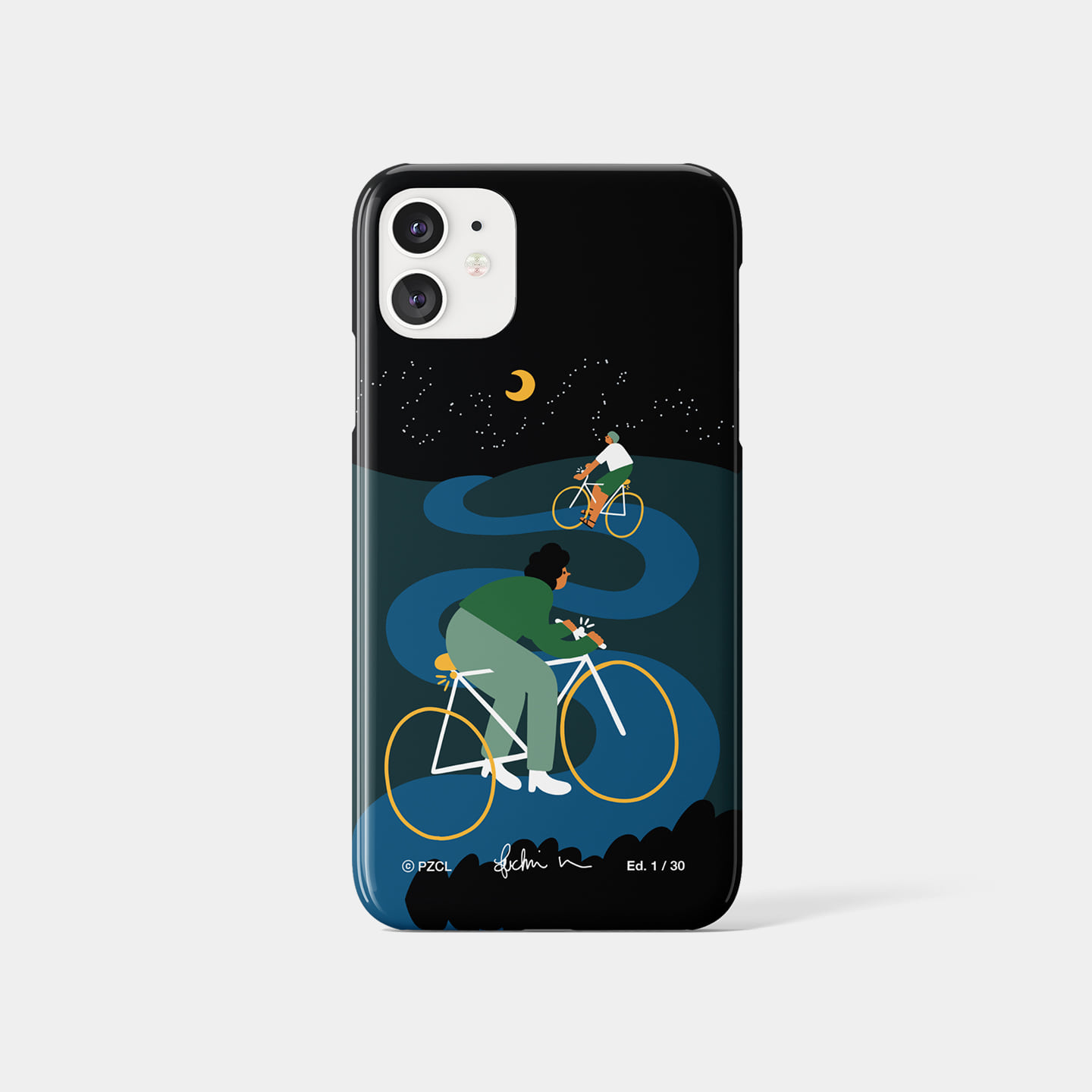 Hard Case - Night Cycling